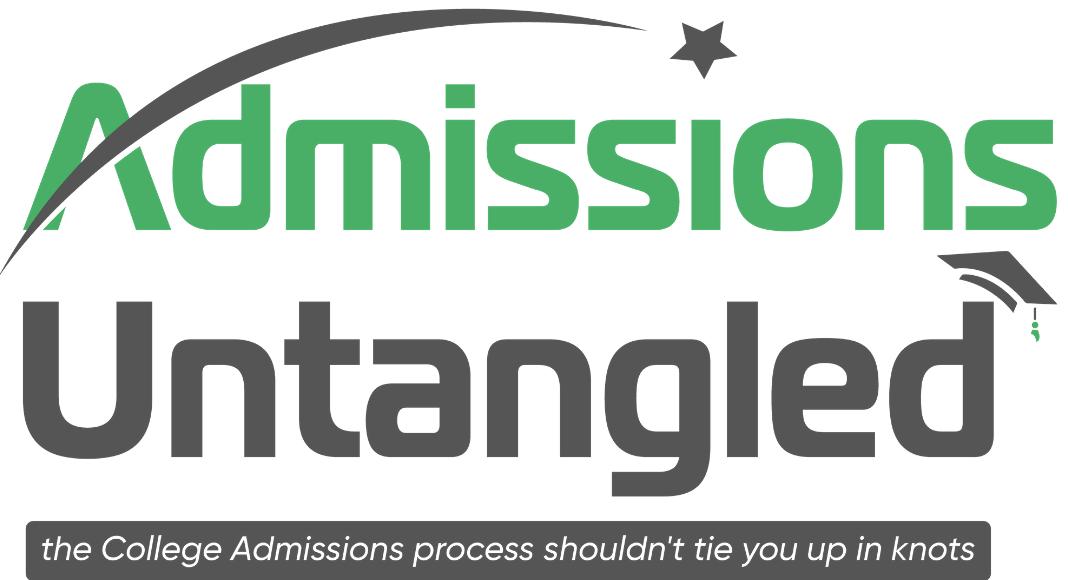 Admissions Untangled Logo