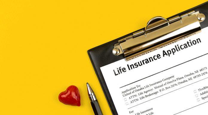 Life Insurance Application